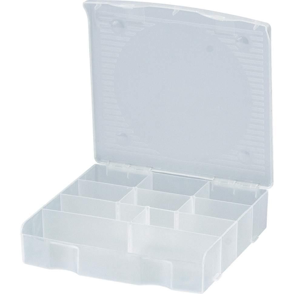 Блок для мелочей (17x16 см) прозрачный матовый// Сибртех (90722)